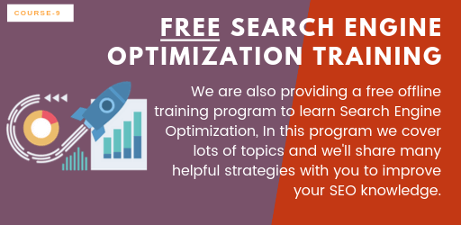 Free SEO Training